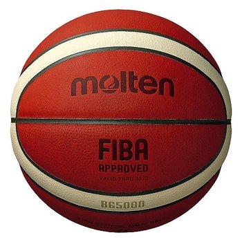 Molten, Piłka do koszykówki, B7G5000 BG5000, brązowy, rozmiar 7-Molten