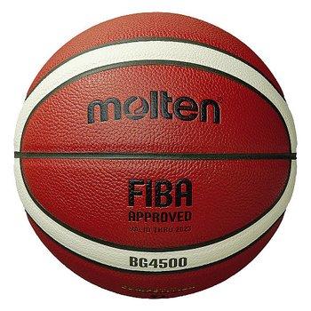 Molten, Piłka do koszykówki, BG4500, brązowy, rozmiar 6-Molten