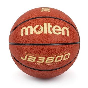 Molten, Piłka do koszykówki, JB3800 B5C3800-L, brązowy, rozmiar 5-Molten