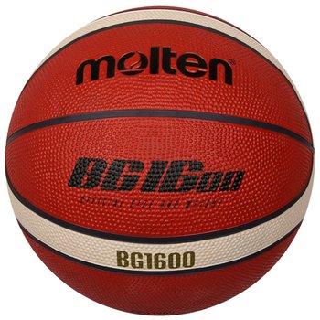 Molten, Piłka koszykowa, B5G1600, brązowy, rozmiar 5-Molten