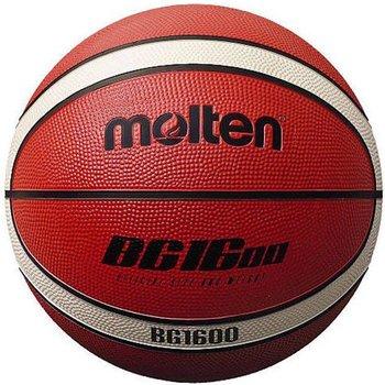 Molten, Piłka koszykowa, B6G1600, brązowy, rozmiar 6-Molten