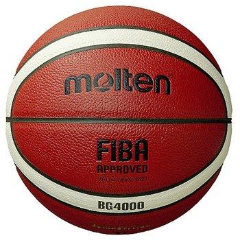 Molten, Piłka koszykowa, B7G4000, brązowy, rozmiar 7-Molten