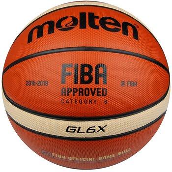 Molten, Piłka koszykowa, GL6X, rozmiar 6-Molten