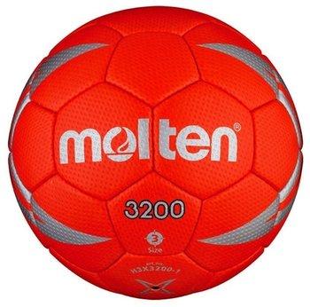 Molten, Piłka ręczna, H3X3200-2, czerwony, rozmiar 3-Molten