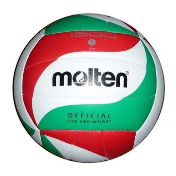 Molten, Piłka, V5M 1500, biało-zielona, rozmiar uniwersalny-Molten