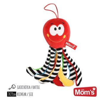 Mom's, grzechotka Mini ośmiornica-Mom's Care