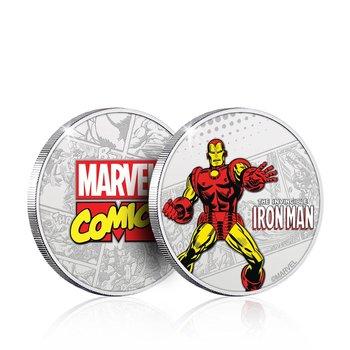Moneta Iron man, Marvel-Fanattik