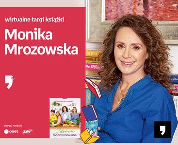 Monika Mrozowska – SPOTKANIE | Wirtualne Targi Książki
