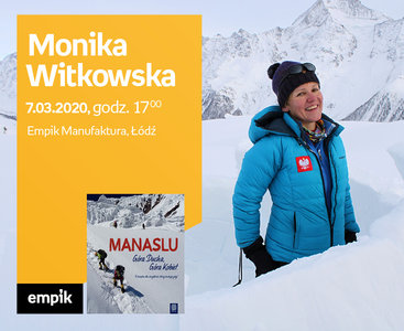 Monika Witkowska | Empik Manufaktura