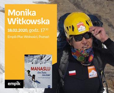 Monika Witkowska | Empik Plac Wolności