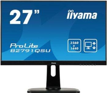 """Monitor IIYAMA B2791QSU-B1, 27"""", TN, 1 ms, 16:9, 2560x1440-IIYAMA"""