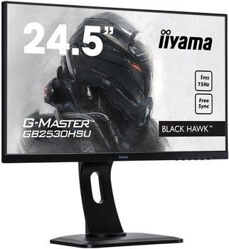"""Monitor IIYAMA GB2530HSU-B1, 24.5"""", TN, 1920x1080-IIYAMA"""
