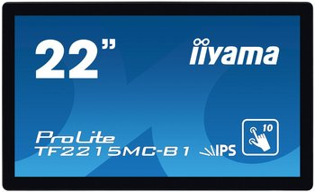"Monitor IIYAMA ProLite TF2215MC-B1, 21.5"", IPS, 14 ms, 16:9, 1920x1080-IIYAMA"