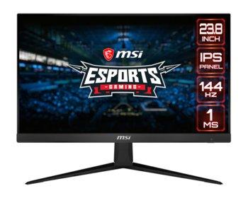 "Monitor MSI Optix G241, 24"", IPS, 1 ms, 16:9, 1920x1080-MSI"