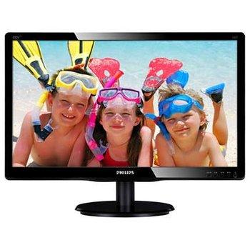 "Monitor PHILIPS 200V4LAB2, 19.5"", TFT, 5 ms, 16:9, 1600x900-Philips"