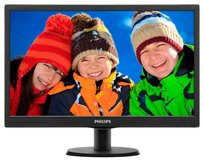 Monitor PHILIPS 203V5LSB26/10, 19.5