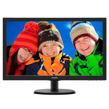 "Monitor PHILIPS 223V5LSB2/10, 21,5"", Full HD, LED - Philips"