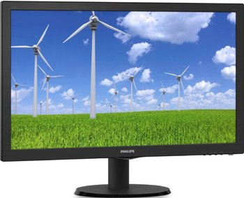 "Monitor PHILIPS 243S5LDAB, 23.6"", LCD, 1 ms, 16:9, 1920x1080 - Philips"
