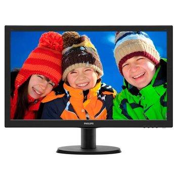 """Monitor PHILIPS 243V5LHAB, 23.6"""", LED-Philips"""