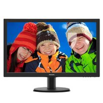 "Monitor PHILIPS 243V5LHSB5/00, 23.6"", TFT, 5 ms, 16:9, 1920x1080"