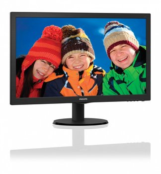 "Monitor PHILIPS 243V5LSB, 23.6"", TFT-LCD, 5 ms, 16:9, 1920x1080-Philips"