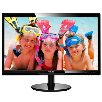 "Monitor PHILIPS 246V5LHAB, 24"", TN, ms 5, 16:9, 1920x1080 - Philips"