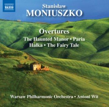 Moniuszko: Overtures-Warsaw Philharmonic Orchestra, Wit Antoni