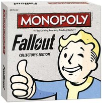 Monopoly, gra strategiczna Monopoly: Fallout Collector's Edition