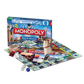 Monopoly, gra strategiczna Monopoly Kraków-Monopoly