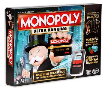 Monopoly, gra strategiczna Monopoly: Ultra banking-Hasbro Gaming