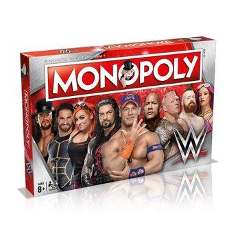 Monopoly, gra strategiczna Monopoly WWE-Winning Moves