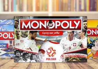 Monopoly - najsłynniejsza gra na świecie. Czas na edycję PZPN!