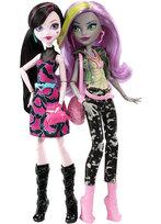 Monster High, Rywalki, zestaw 2 lalek