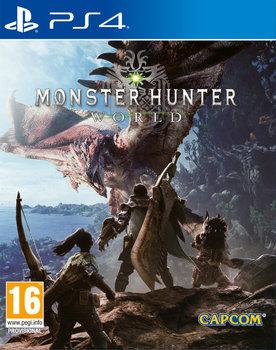 Monster Hunter World-Capcom