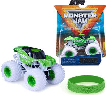 Monster Jam, pojazd Alien Invasion, 1:64-Monster Jam