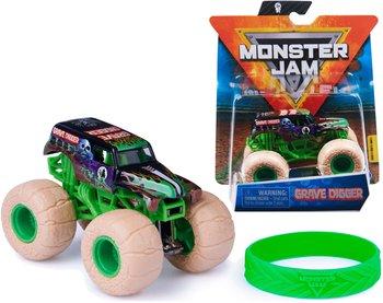 Monster Jam, pojazd Grave Digger, 1:64-Monster Jam