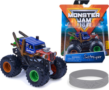 Monster Jam, pojazd Salvager, 1:64 - Monster Jam
