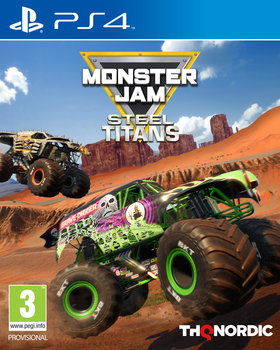 Monster Jam: Steel Titans - Rainbow Studios