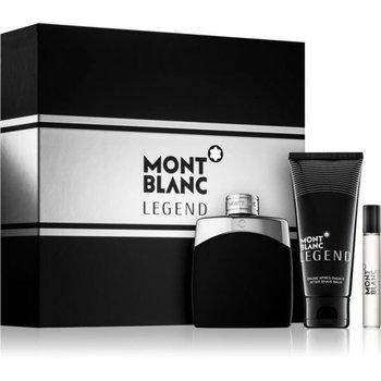 Mont Blanc, Legend, zestaw kosmetyków, 3 szt.-Mont Blanc