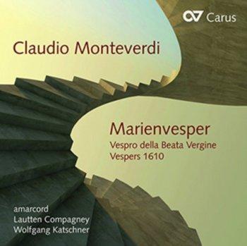 Monteverdi: Marienvesper - Vespro Della Beata Vergine, Vespers 1610-Amarcord, Lautten Compagney