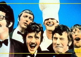 Monty Python - twórcy najzabawniejszego dowcipu na świecie