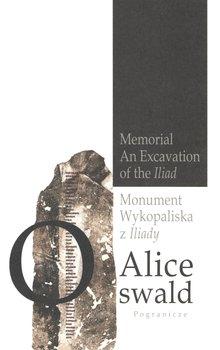 Monument Wykopaliska z Iliady-Oswald Alice