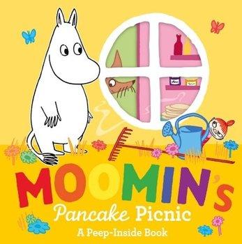 Moomin's Pancake Picnic Peep-Inside-Jansson Tove