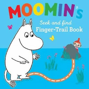 Moomin's. Seek and Find. Finger-Trail Book - Jansson Tove