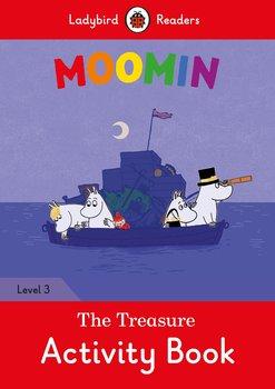 Moomin. The Treasure. Activity Book. Ladybird Readers. Level 3-Opracowanie zbiorowe