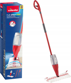 Mop ze spryskiwaczem VILEDA 1-2 SPRAY MAX-Vileda