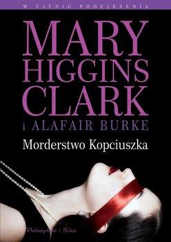 Morderstwo Kopciuszka-Higgins Clark Mary, Burke Alafair