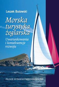 Morska turystyka żeglarska-Butowski Leszek