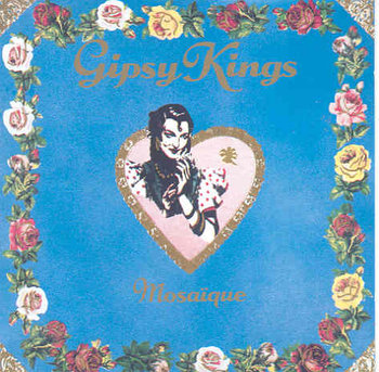 Mosaique-Gipsy Kings