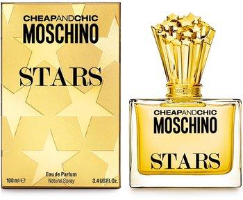 Moschino, Cheap and Chic Stars, woda perfumowana, 100 ml-Moschino
